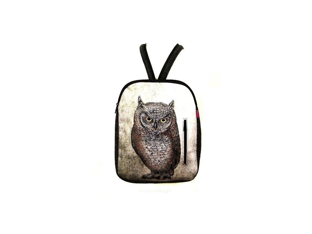 Dizajnový batoh - Eleonóra