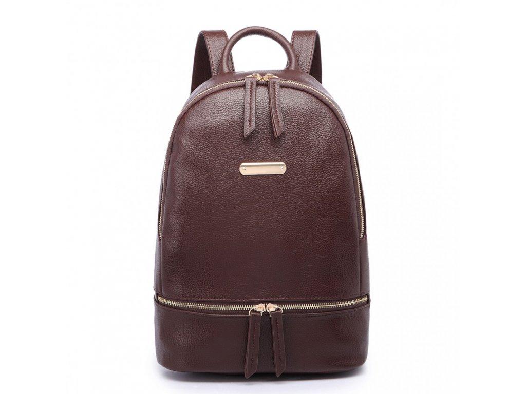 Štýlový kávový batoh Miss Lulu