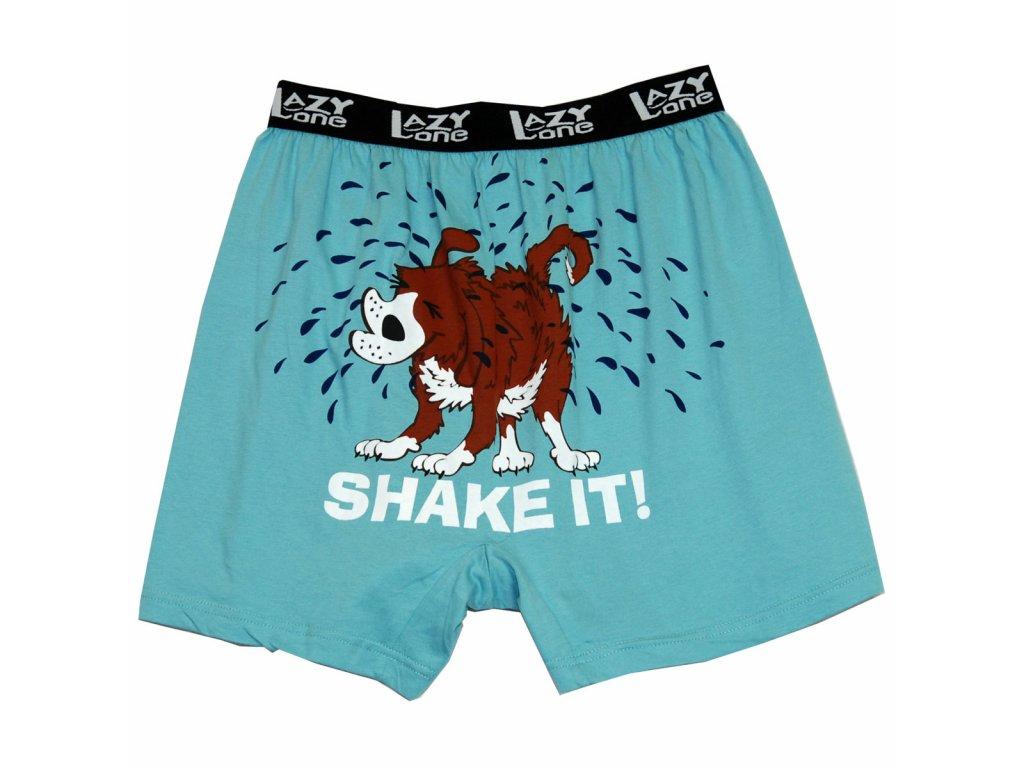 Pánske trenky - Shake It Dog