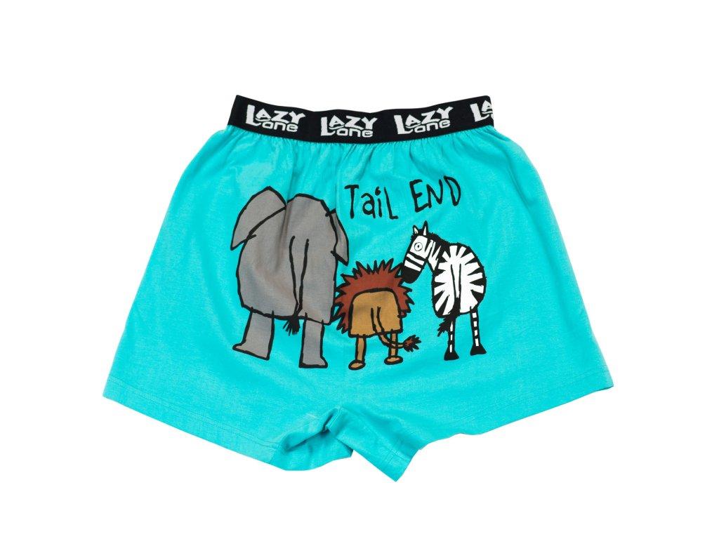 Pánske trenky -  Tail End Zoo