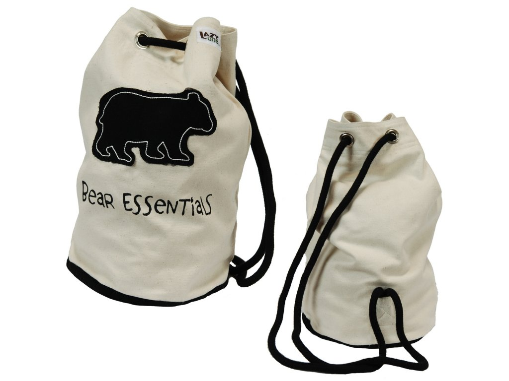Detský batoh Lazy One - Bear Essentials