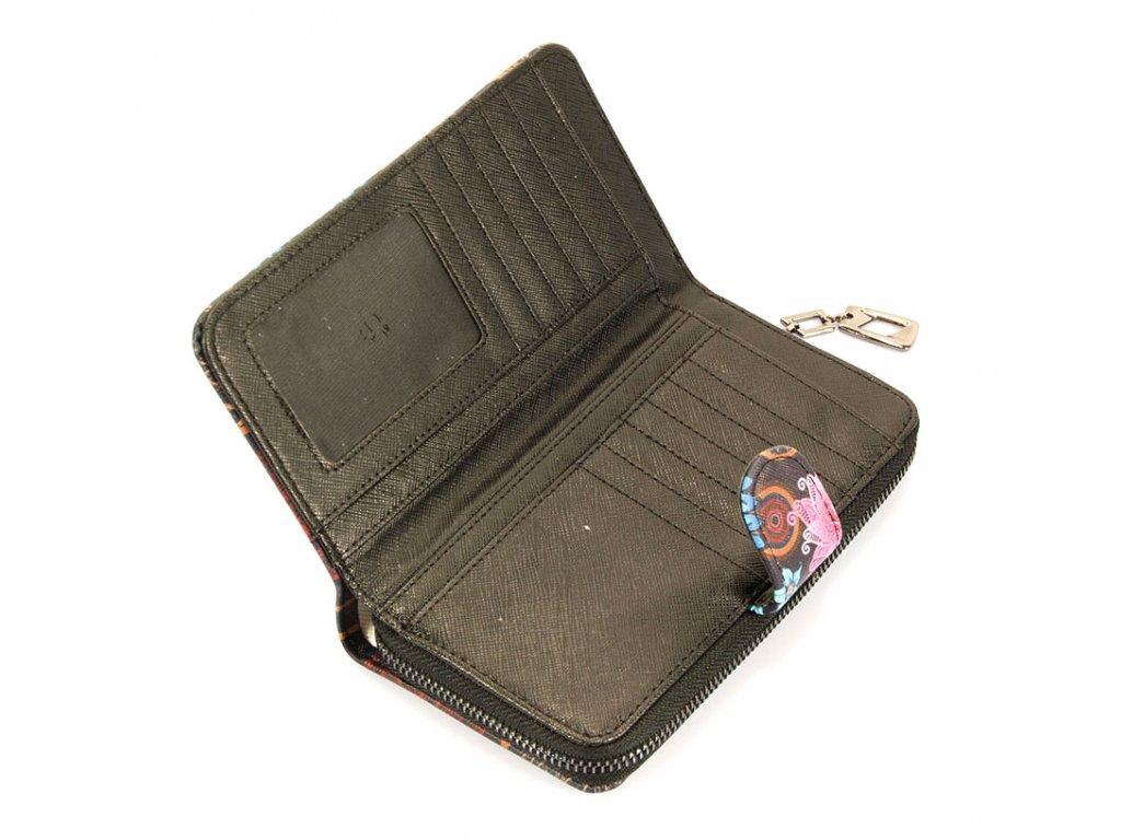 Kvietkovaná peňaženka · Kvietkovaná peňaženka · Kvietkovaná peňaženka 0e74f30eb84