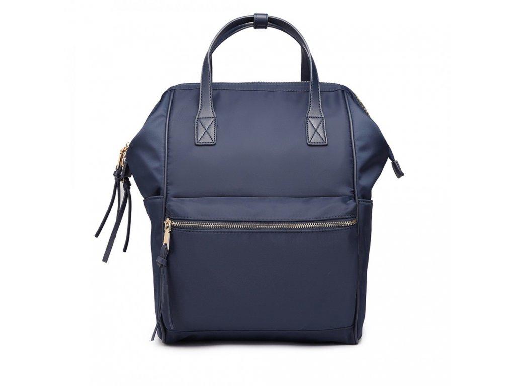 Cestovný batoh Deluxe - modrý