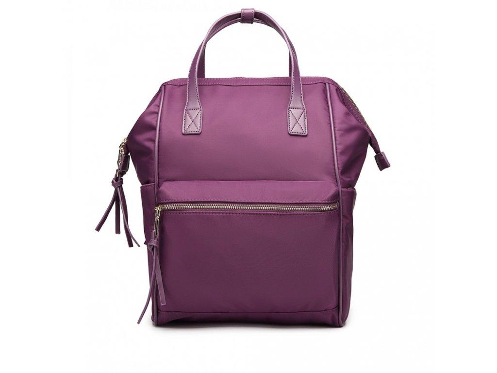 Cestovný batoh Deluxe - fialový