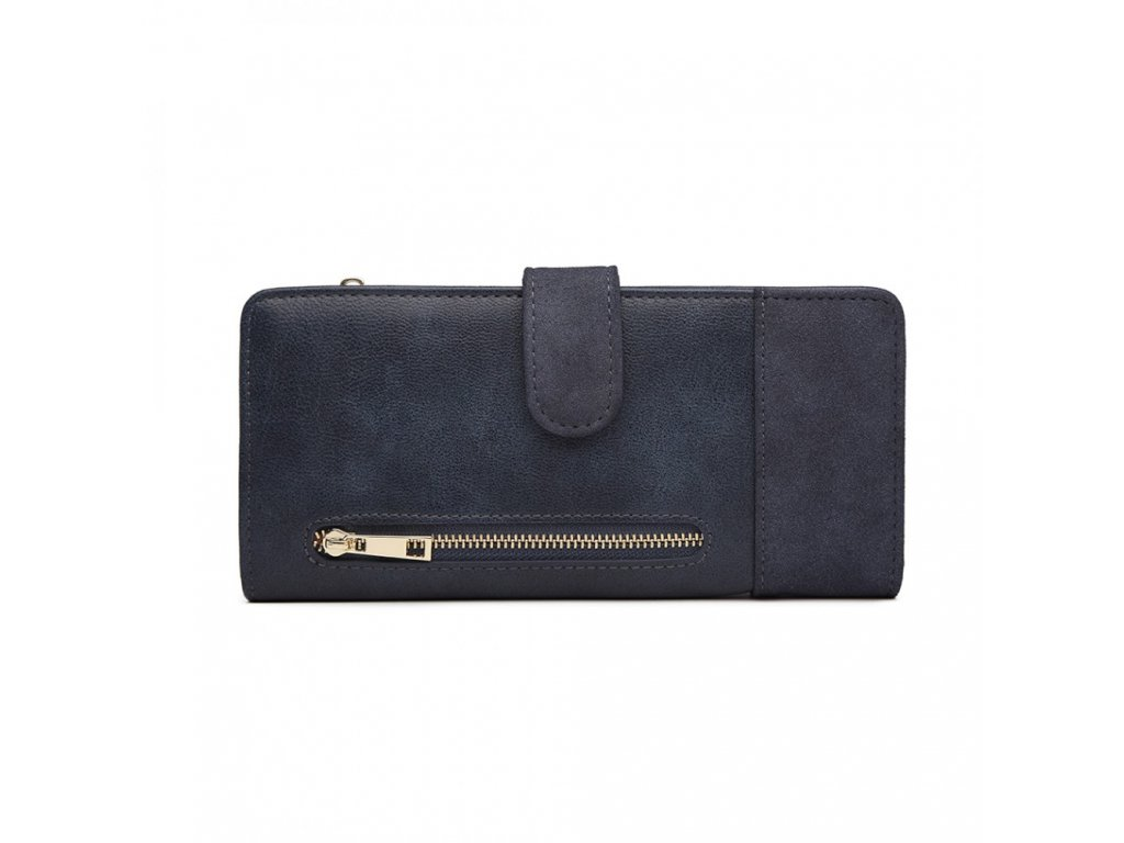Dámska peňaženka Poppy - modrá