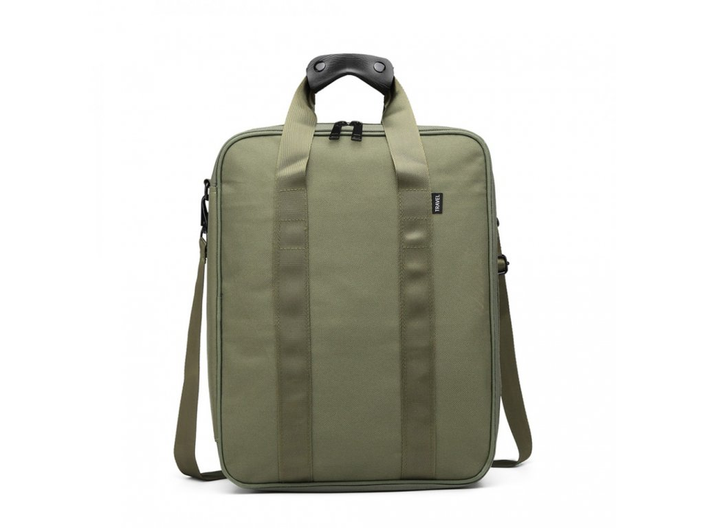 Pánska cestovná taška Travel - zelená