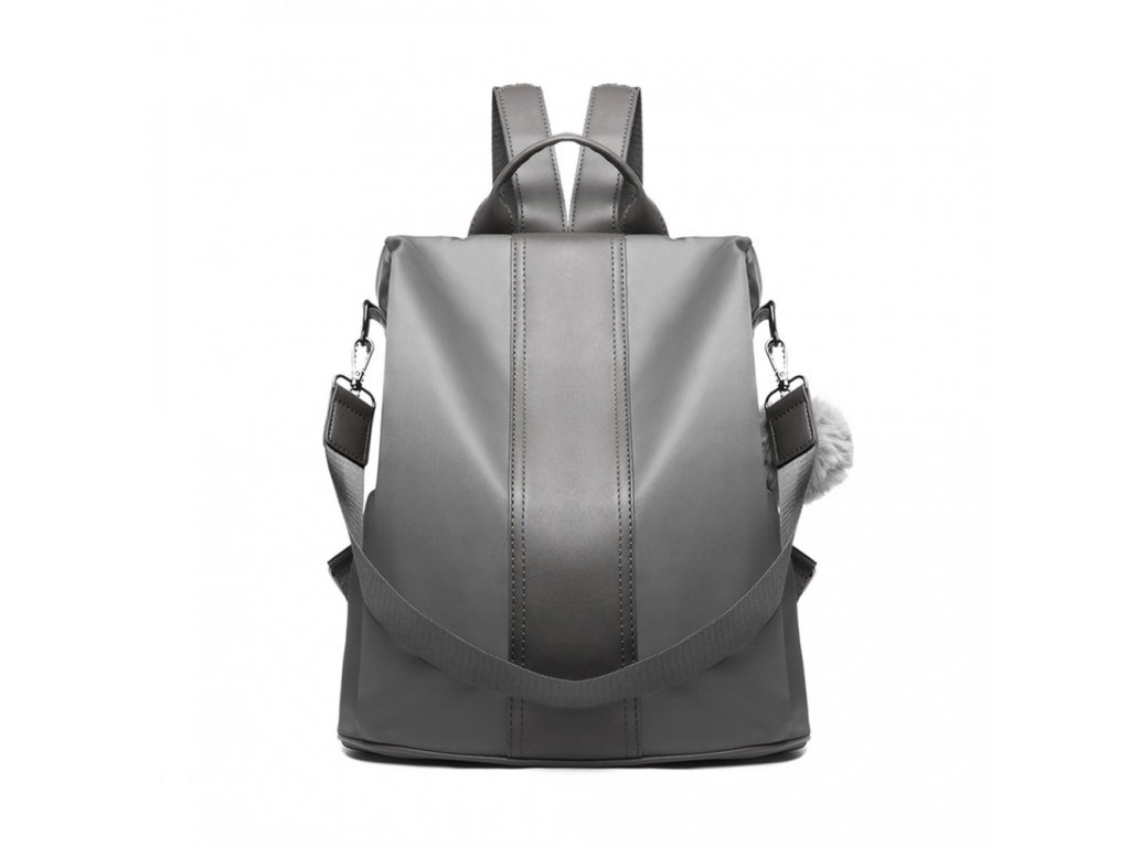 Dámsky elegantný batoh Limba - sivá