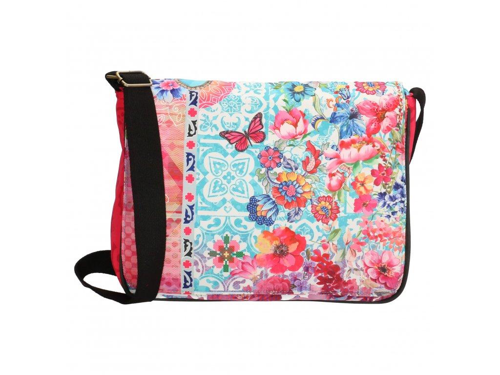 Štýlová taška na notebook Melli Mello - Bloem Multi