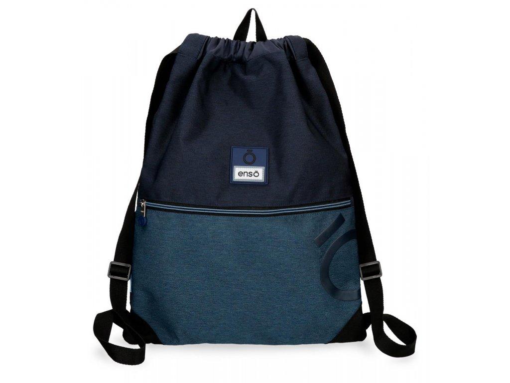 Vrecko na prezuvky Enso Blue