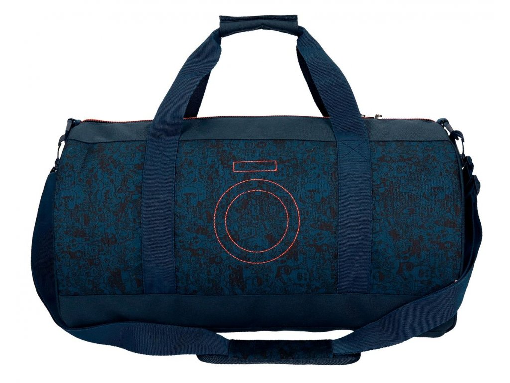 8e2ce5963052b Cestovná taška Enso Monsters - Batoháreň.sk
