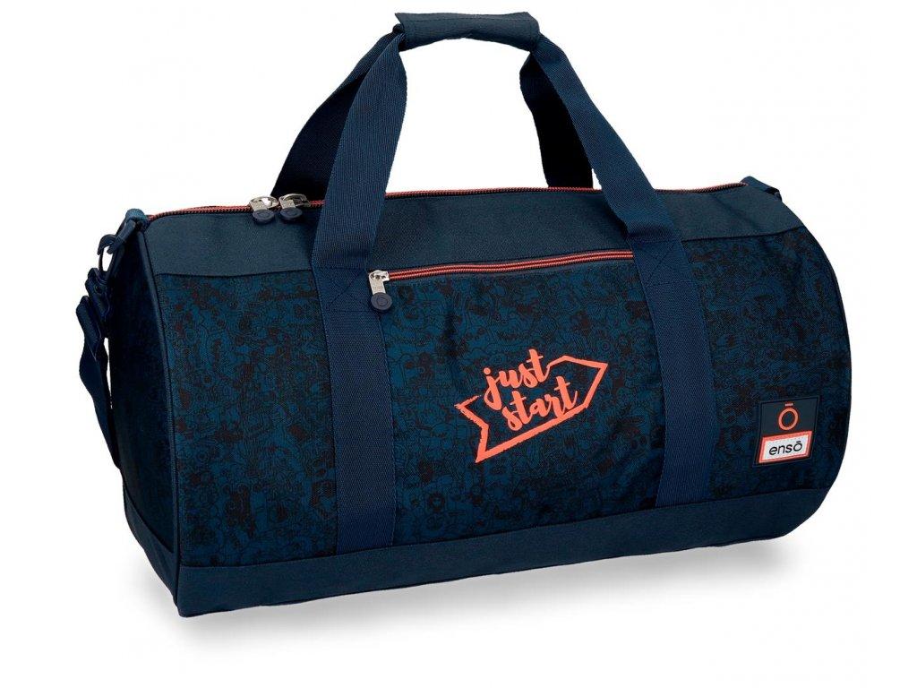 Cestovná taška Enso Monsters