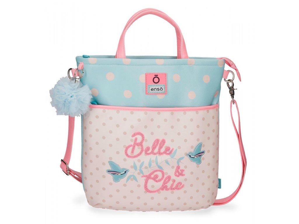 Štýlová crossbody kabelka Enso Belle & Chic