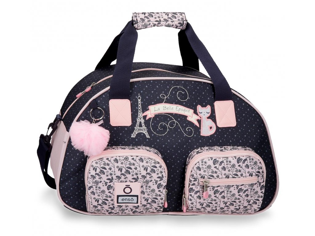 Cestovná taška pre dievčatá Enso Belle Epoque