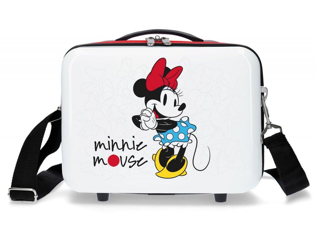 Taška / kufrík cez rameno Minnie Magic