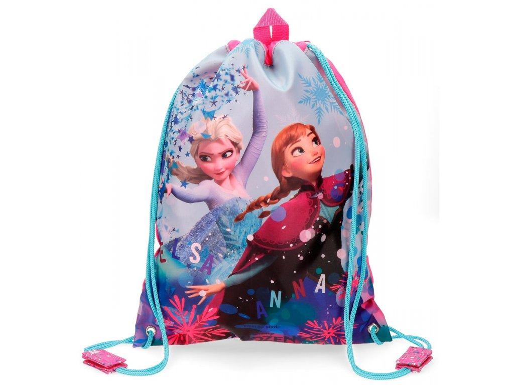 Vrecko na prezuvky Frozen Star