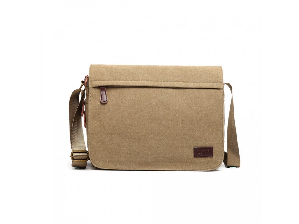 Pánska taška Gorney messenger - khaki