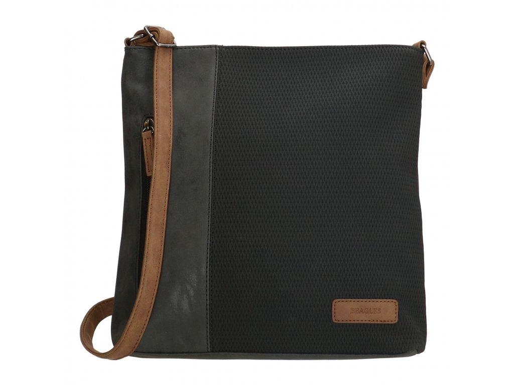 Crossbody taška Beagles Brunete - čierna