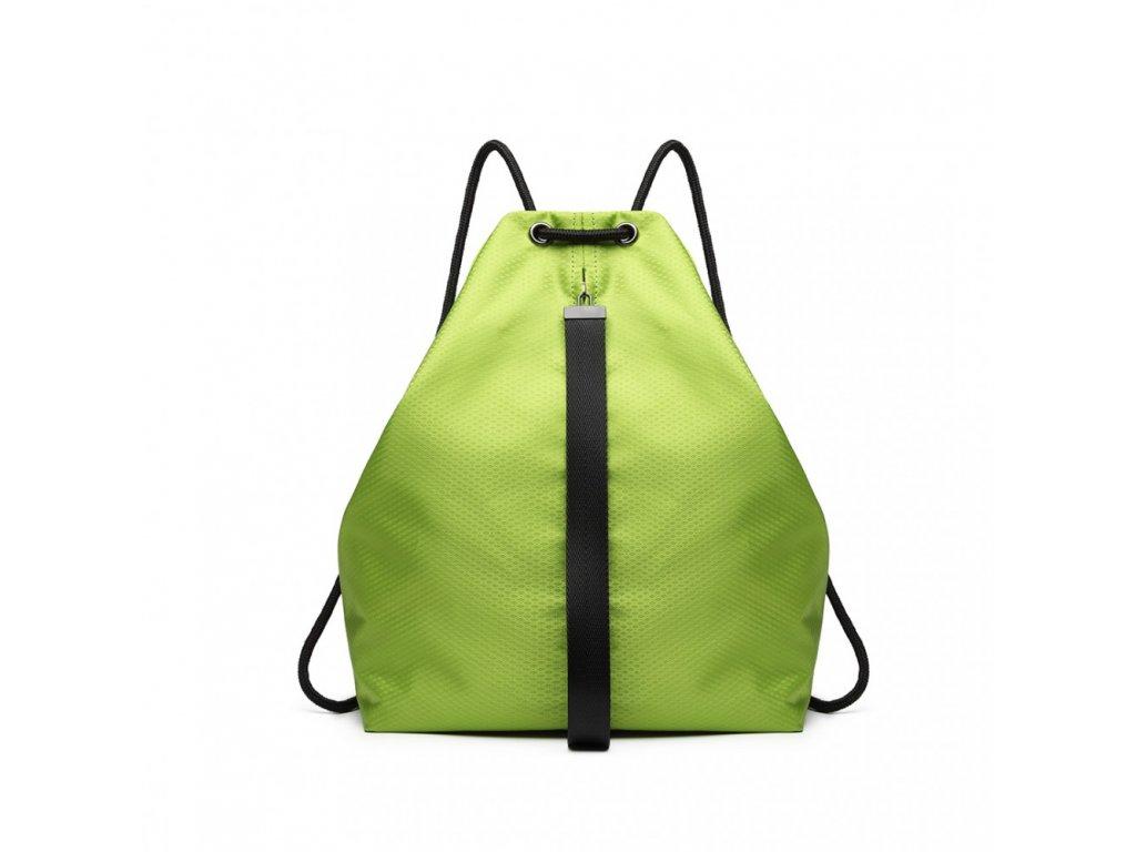 Batoh a taška v jednom Aker - neon