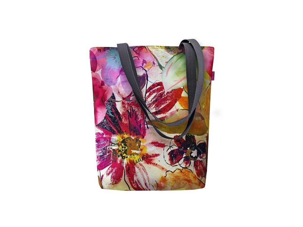 Designová taška na rameno Sunny - Garden