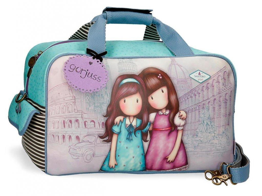 Cestovná taška Gorjuss Friends Walks Together