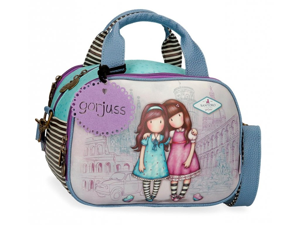 Kozmetický kufrík Gorjuss Friends Walk Together