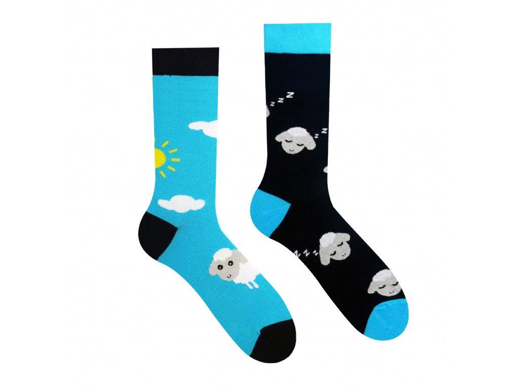 Veselé ponožky Bééékáááčik Ovečka