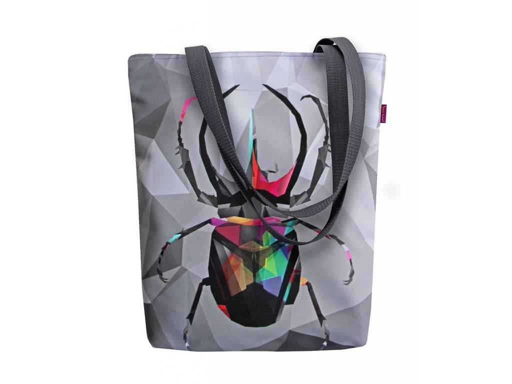 Designová taška na rameno Sunny - Skarabeus