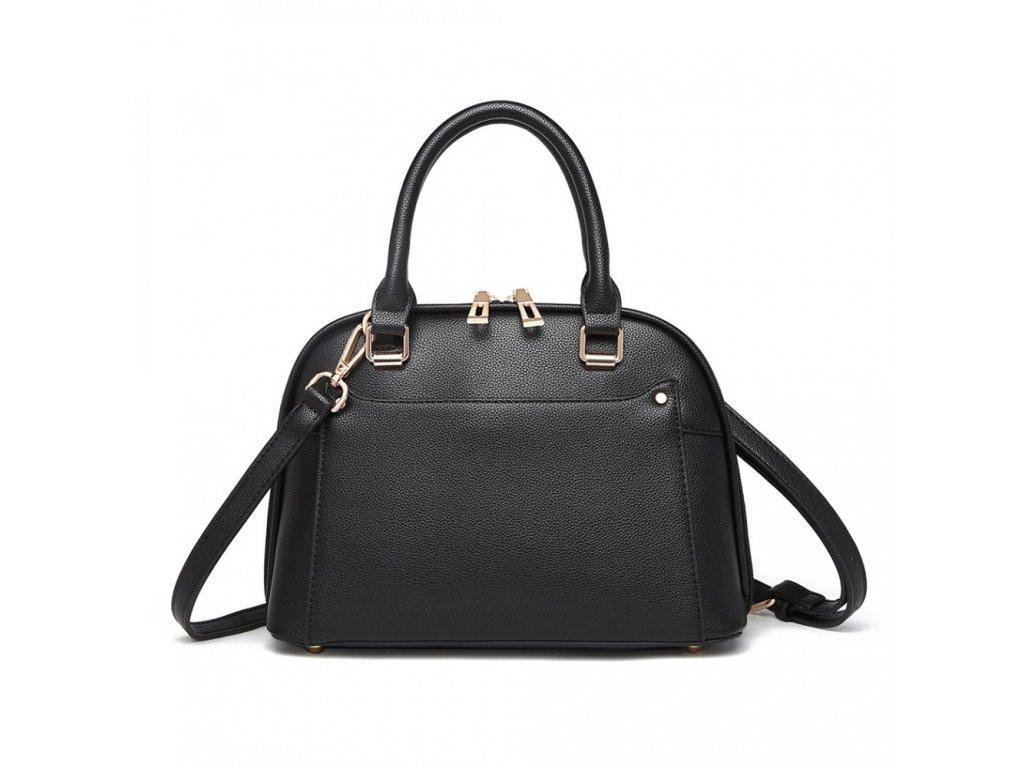 Elegantná crossbody kabelka Zara - čierna