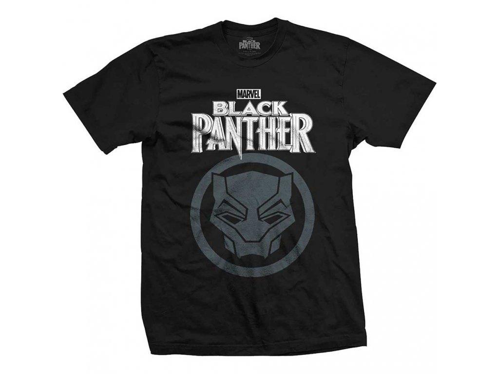 Tričko Marvel Black Panther
