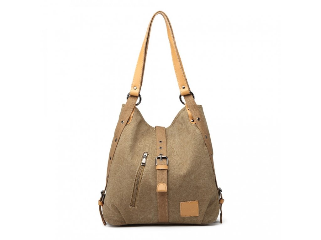 Taška a batoh v jednom Savannah Kono - khaki