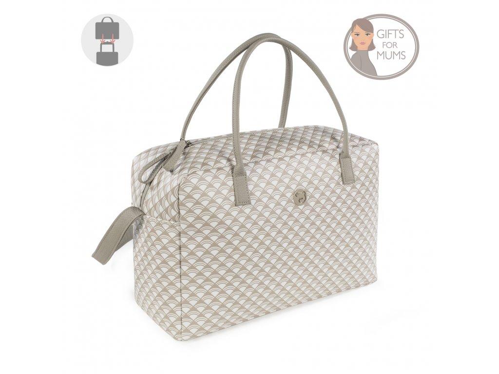 Malá cestovná príručná taška Pasito a Pasito 13L