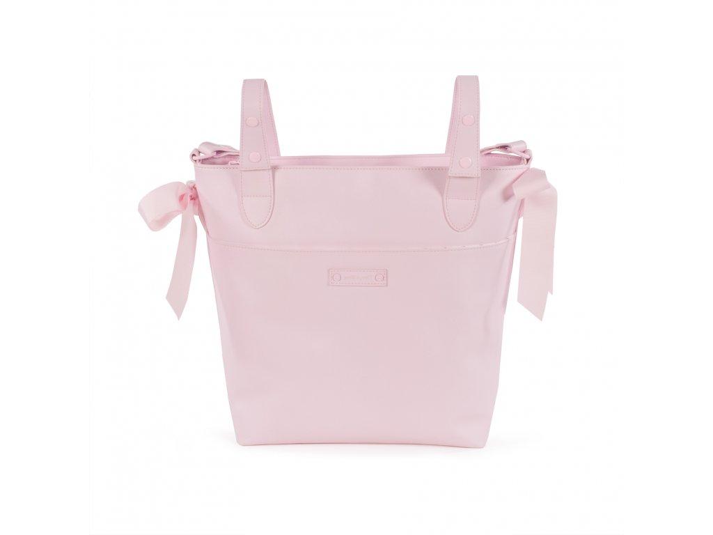 Prebalovacia kabelka na kočík Pasito a Pasito Essentials - ružová