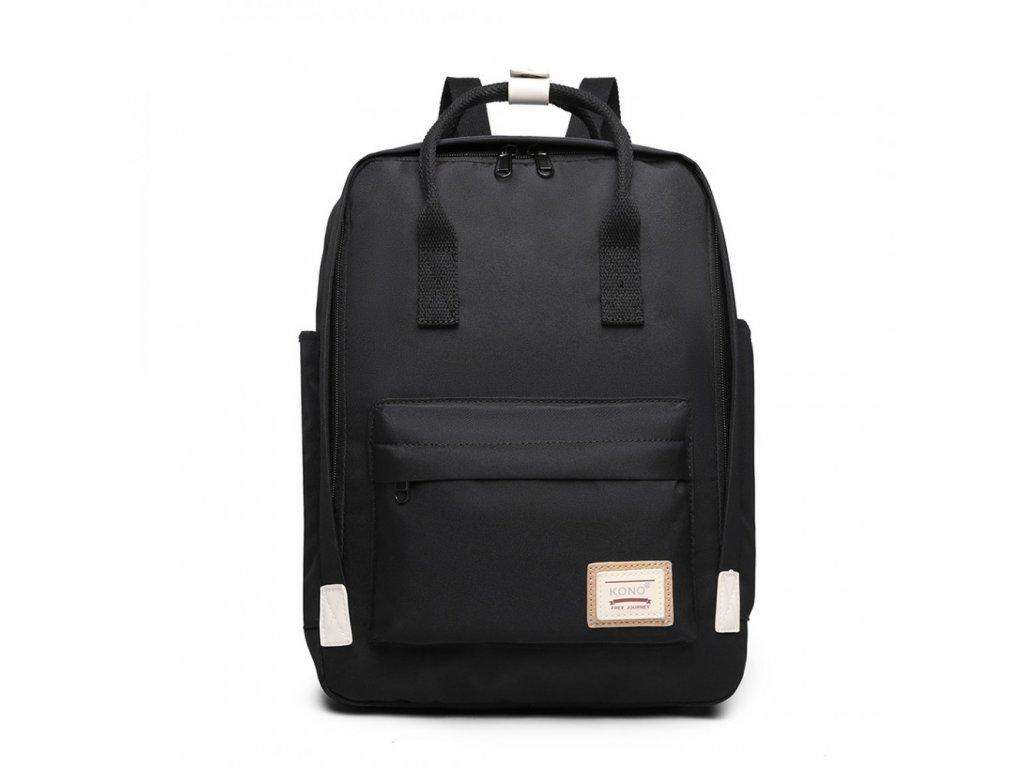 Laptop batoh KONO - čierny