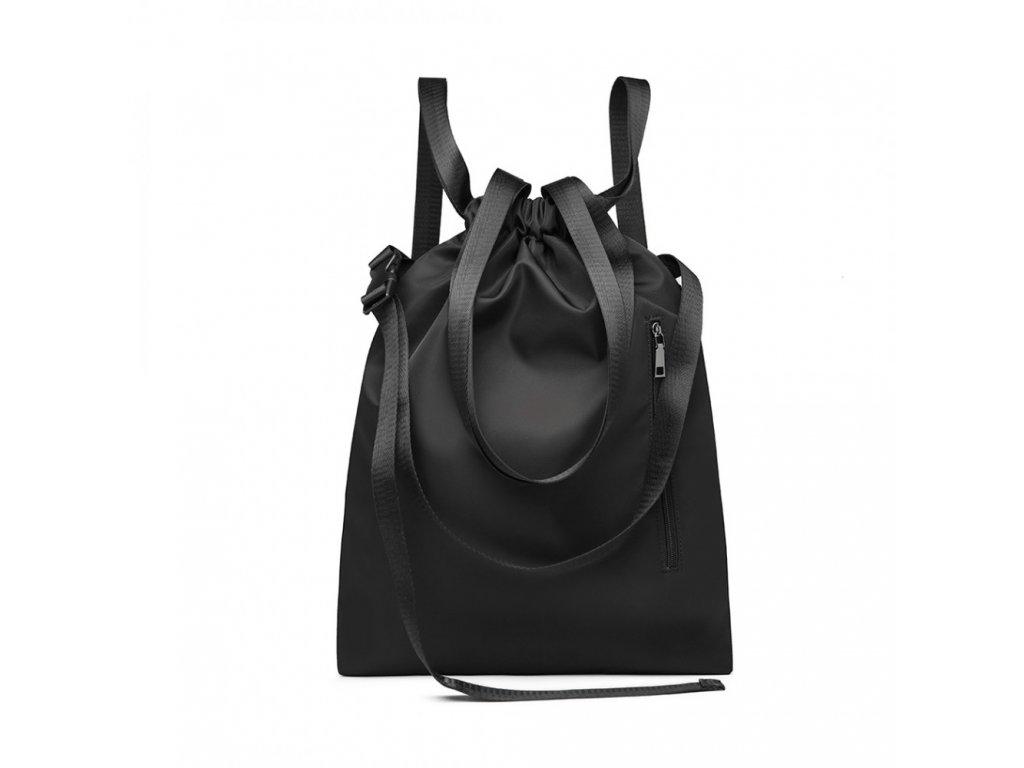 Multifunkčná taška/vak KONO Commander - čierna