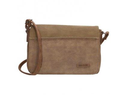 Malá kabelka crossbody Beagles brunete - hnedá