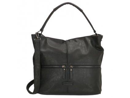 Dámska taška na rameno Enrico Benetti Julia - čierna