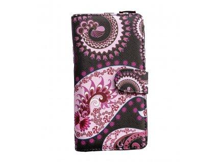 Dizajnová peňaženka Floral Mood Akara