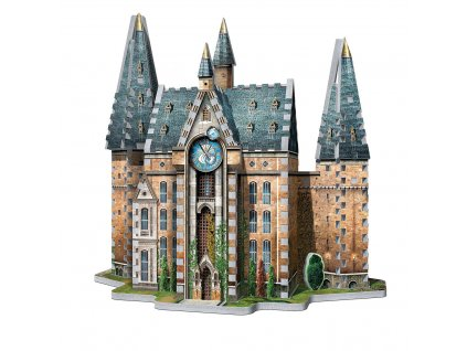 HARRY POTTER 3D PUZZLE CLOCK TOWER (420 kusov)