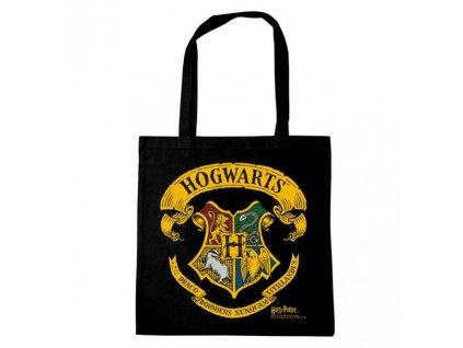 Harry Potter nákupná plátená taška - Erb Rokfort