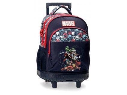 Batoh na kolieskach Avengers Team Marvel