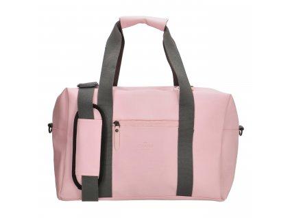Cestovná / športová taška Charm London Neville - ružová