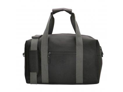 Cestovná / športová taška Charm London Neville - černá