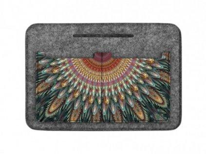 Organizér do kabelky - Kaleidoskop