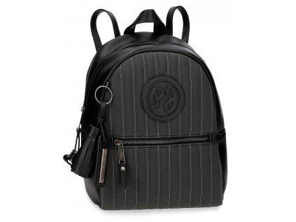 Dámsky batoh Pepe Jeans Lia - čierny