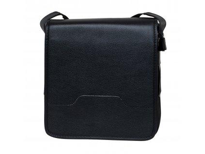 Elegantná pánska taška - čierna - väčšia