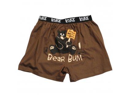 Pánske trenky -  Bear Bum