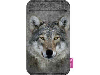 Štýlové puzdro na mobil - Lupo
