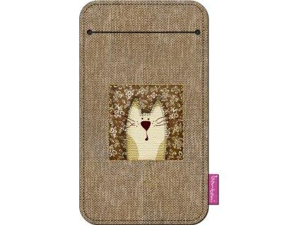 Štýlové puzdro na mobil - Pexeso