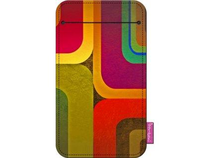 Štýlové puzdro na mobil - Modern