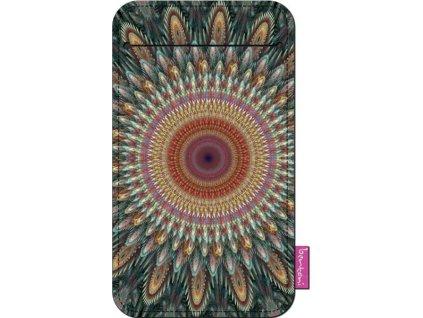 Štýlové puzdro na mobil - Kaleidoskop